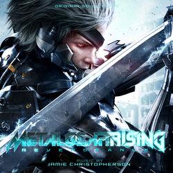 Metal Gear Rising Soundtrack