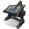 Research Table icon