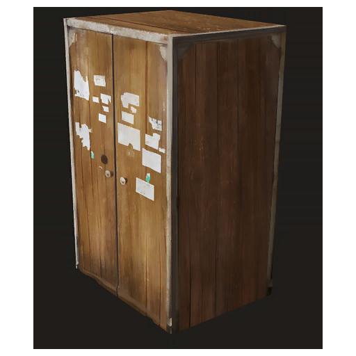 rust cupboard 2