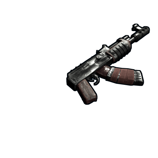 Battle Scarred Aks47 Rust Wiki Fandom Powered By Wikia