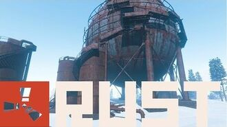 Rust Update 72 Blueprints, Monuments, & Skins