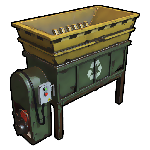 Image result for rust recycler