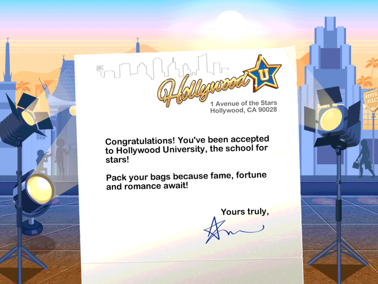 hollywood u dating chris You've just been accepted to hollywood university, the school for stars pack your bags,  please note that hollywood u is completely free to play,.