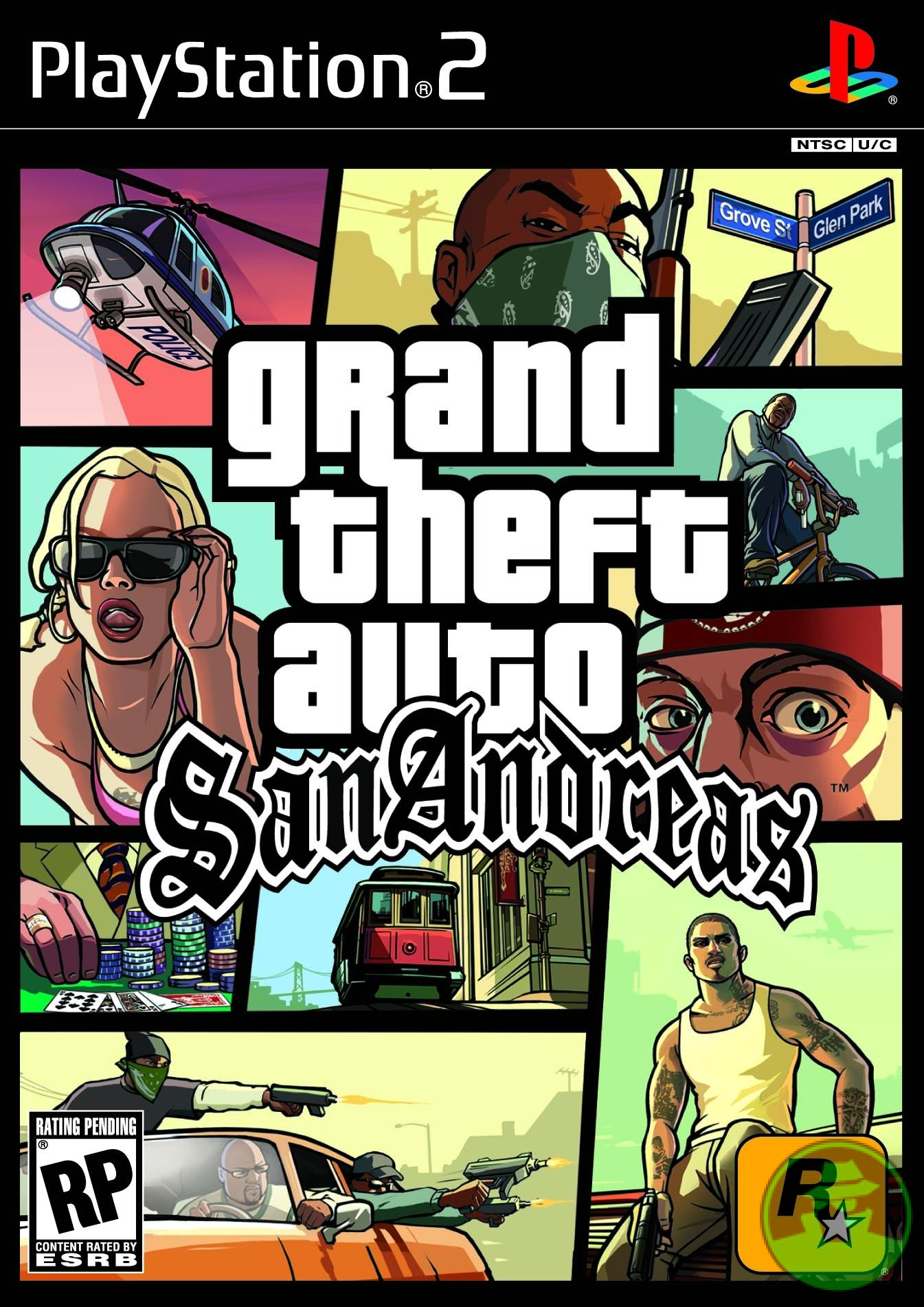 Grand theft auto san andreas for psp for