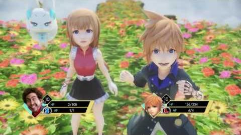 WORLD OF FINAL FANTASY – Anti-Stacker Commercial