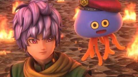 Dragon Quest Heroes II - Meet the Heroes, Part I Lazarel, Teresa & Healix