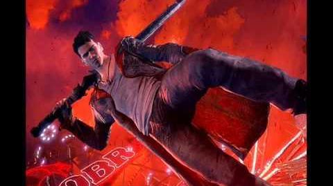 PlayStation All-Stars Battle Royale (DmC) Dante VO
