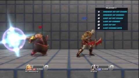 Playstation All-Stars Battle Royale FP Infinite