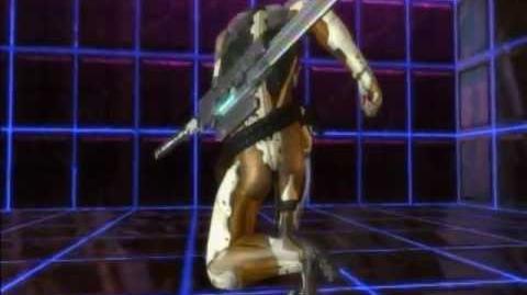 Playstation AllStars Battle Royale - Raidens Colors (Unlockable Costume)-0