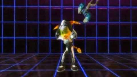 Playstation AllStars Battle Royale - Rachet's Colors (Preorder Costume)