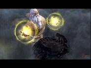Zeus Boss Fight God of War II