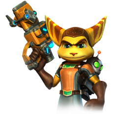 Avatar ratchet clank 1
