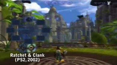 PS All-Stars Battle Royale History - Metropolis (stage)