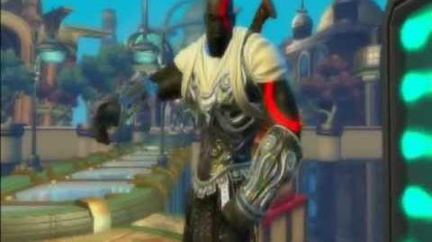 Playstation AllStars Battle Royale - Kratos's Colors (Unlockable Costume)