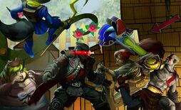 PlayStation All Stars Battle Royal image4