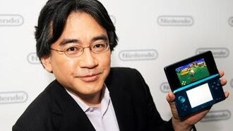 R.I.P. Satoru Iwata Short Tribute