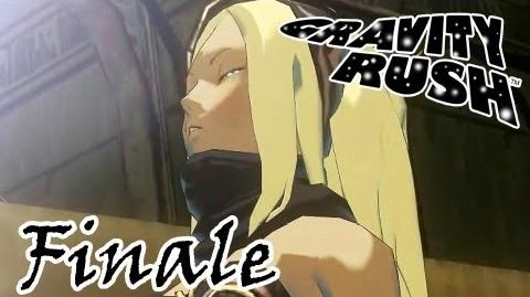 Let's Play Gravity Rush - Finale Saviour of Hekseville