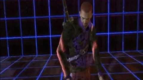 Playstation AllStars Battle Royale - Evil Cole's Colors (Preorder Costume)