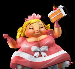 Avatar fat princess 1