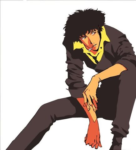 File:Spike from Cowboy Bebop by colorful.jpg