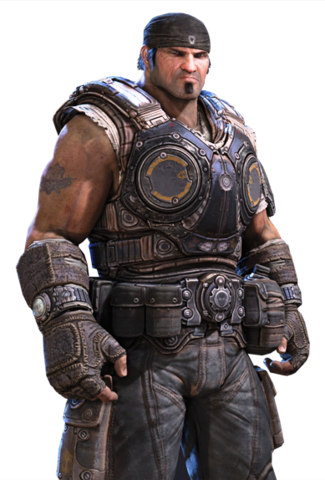 File:Gears of War 3 Personajes COG Marcus Fenix V2.png
