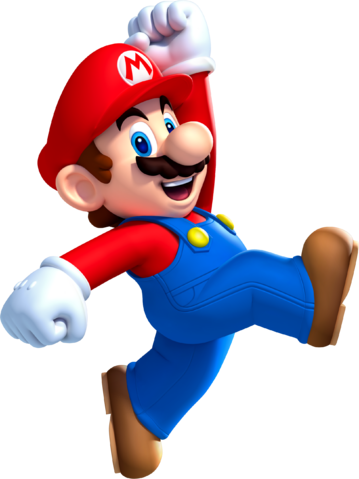 File:Mario - New Super Mario Bros U.png