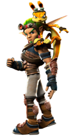 Playstation all stars br jak and daxter by acdramon-d5kp0ng