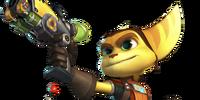 PlayStation All-Stars Battle Royale/Ratchet & Clank