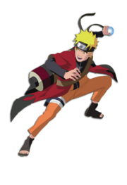 Naruto sage mode render by luishatakeuchiha-d5of0w3