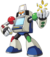 Arcade-man