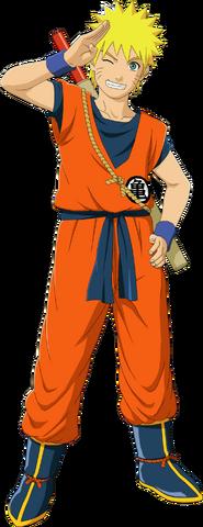 File:Goku Naruto Render.png