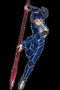 Lancer Ryuji Higurashi cut in2