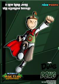 Nicktoons doug by neweraoutlaw-d5k7oyq