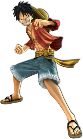 File:Luffy Render.png