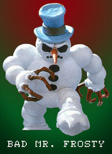 Bad Mr Frosty