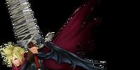 Kingdom Hearts Gear (Cloud)