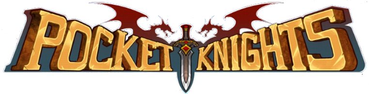 Pocket-knights-logo