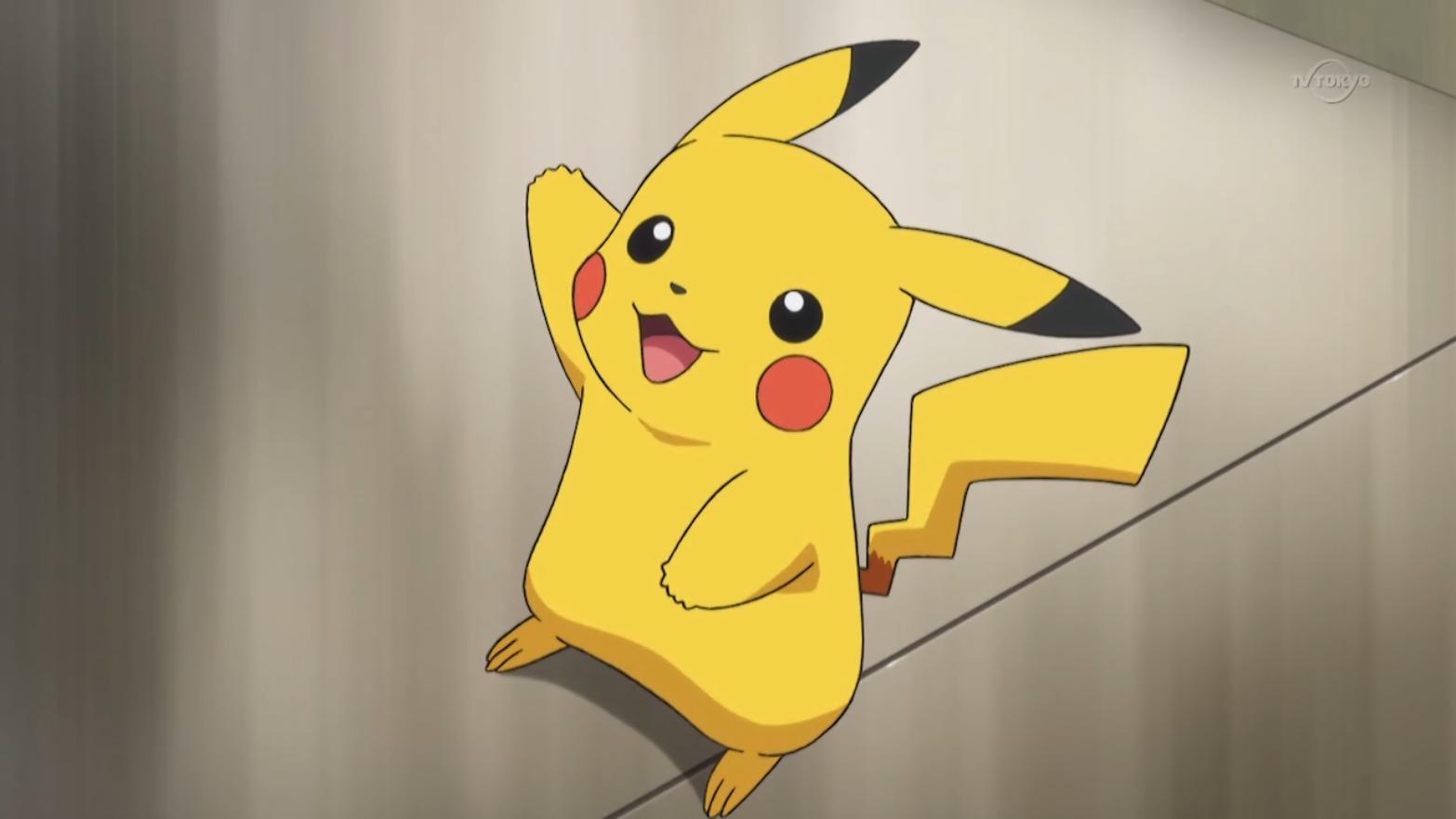 Pikachu pokemon and digimon wiki fandom powered by wikia - Images de pikachu ...