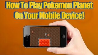 Pokemon Planet - How To Play Pokémon FREE On Android And Iphones!