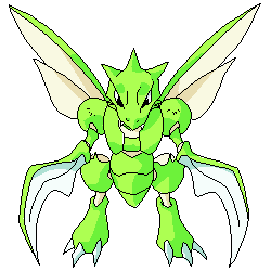 scyther 2 pokemon - photo #6