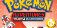 Pokémon Adventures: Volume 15
