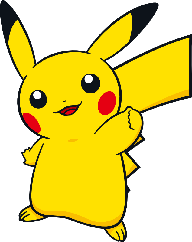 Pikachu, the mouse everybody knows...