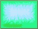 Grass Mail-print