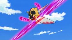 Paul Ninjask Fury Cutter