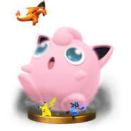 Puff Up trophy SSBWU