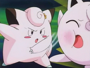 Clefairy Double Slap