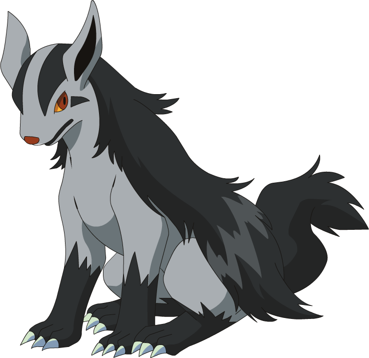 Mightyena Pok 233 Mon Wiki Fandom Powered By Wikia