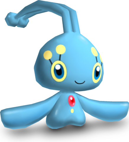 File:490Manaphy Super Smash Bros Brawl.png