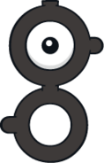 201Unown B Dream
