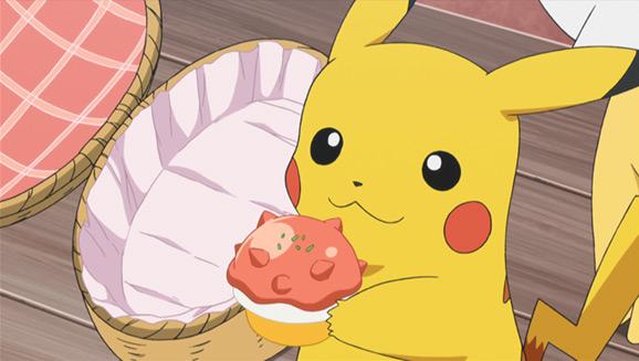 File:Ash pikachu having a poke puff.JPG